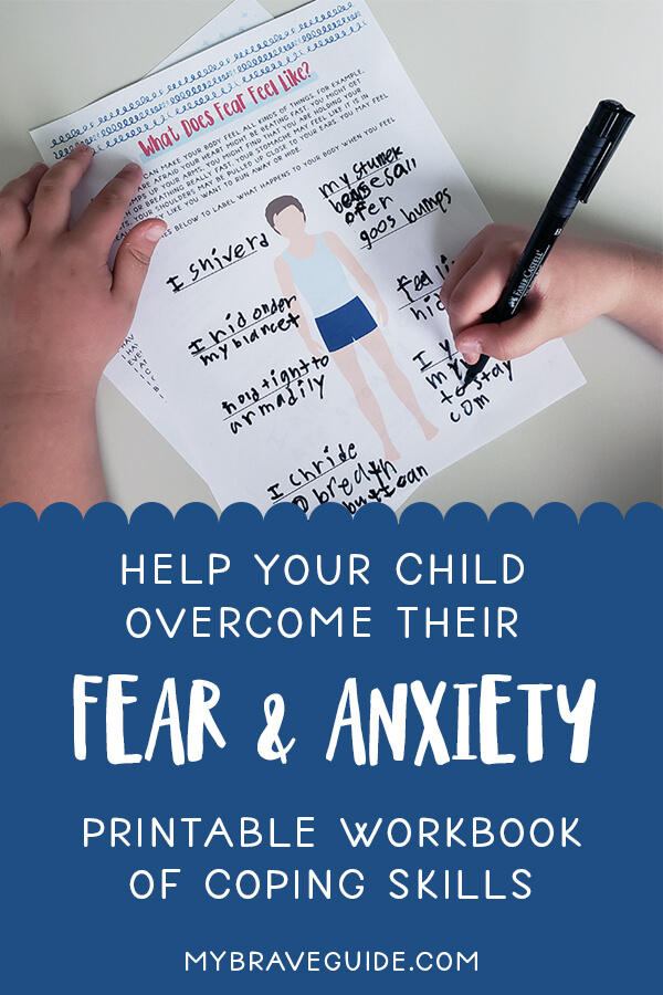 Help Your Child Overcome Fear and Anxiety