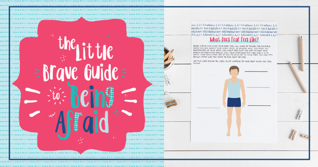 The LIttle Brave Guide to Being Afraid