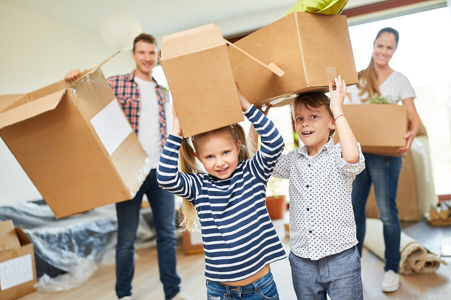 7 sanity saving tips for getting your kids to help with moving