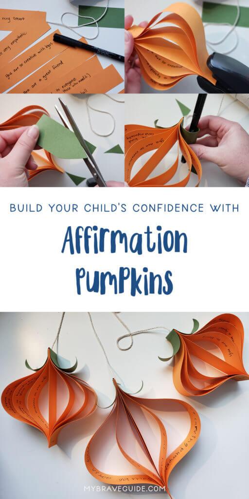 Affirmation Craft for Kids