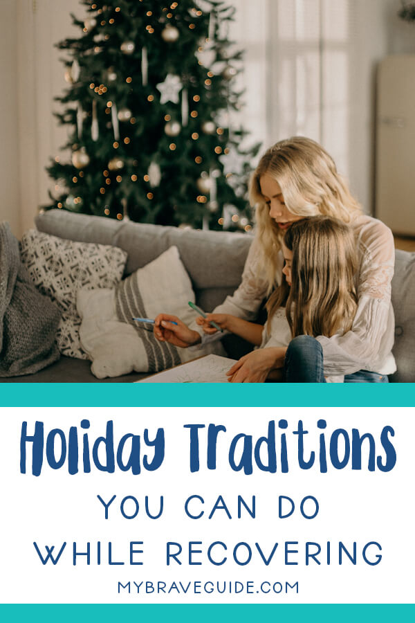 Traditions for family Holidays