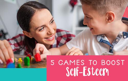 5 Games to Boost Self Esteem in Kids