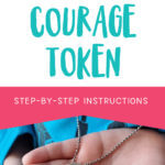 Craft for kids who struggle with fear