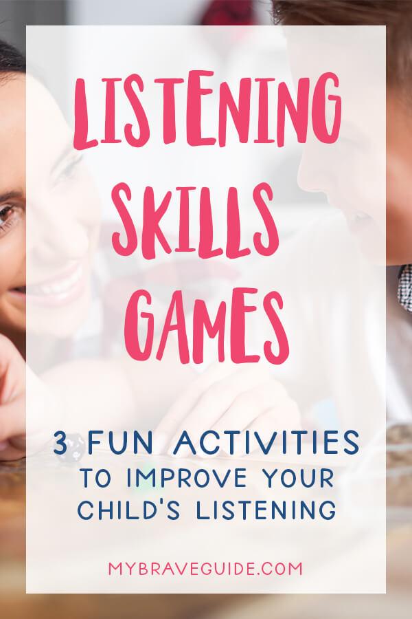Listening Skills Games