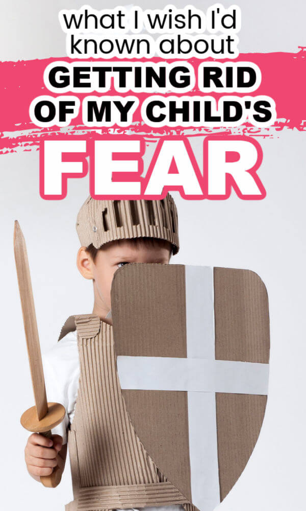 How to Help My Scared Child