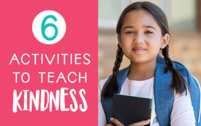 6 Kindness Activities for Kids