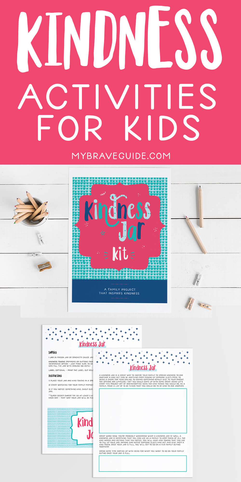 Kindness Activity for Kids
