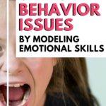 Calm down behavior issues