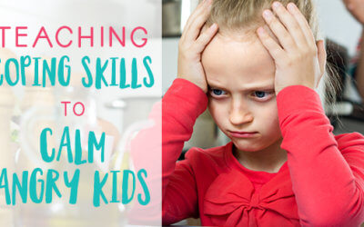 Coping Skills to Calm Angry Kids
