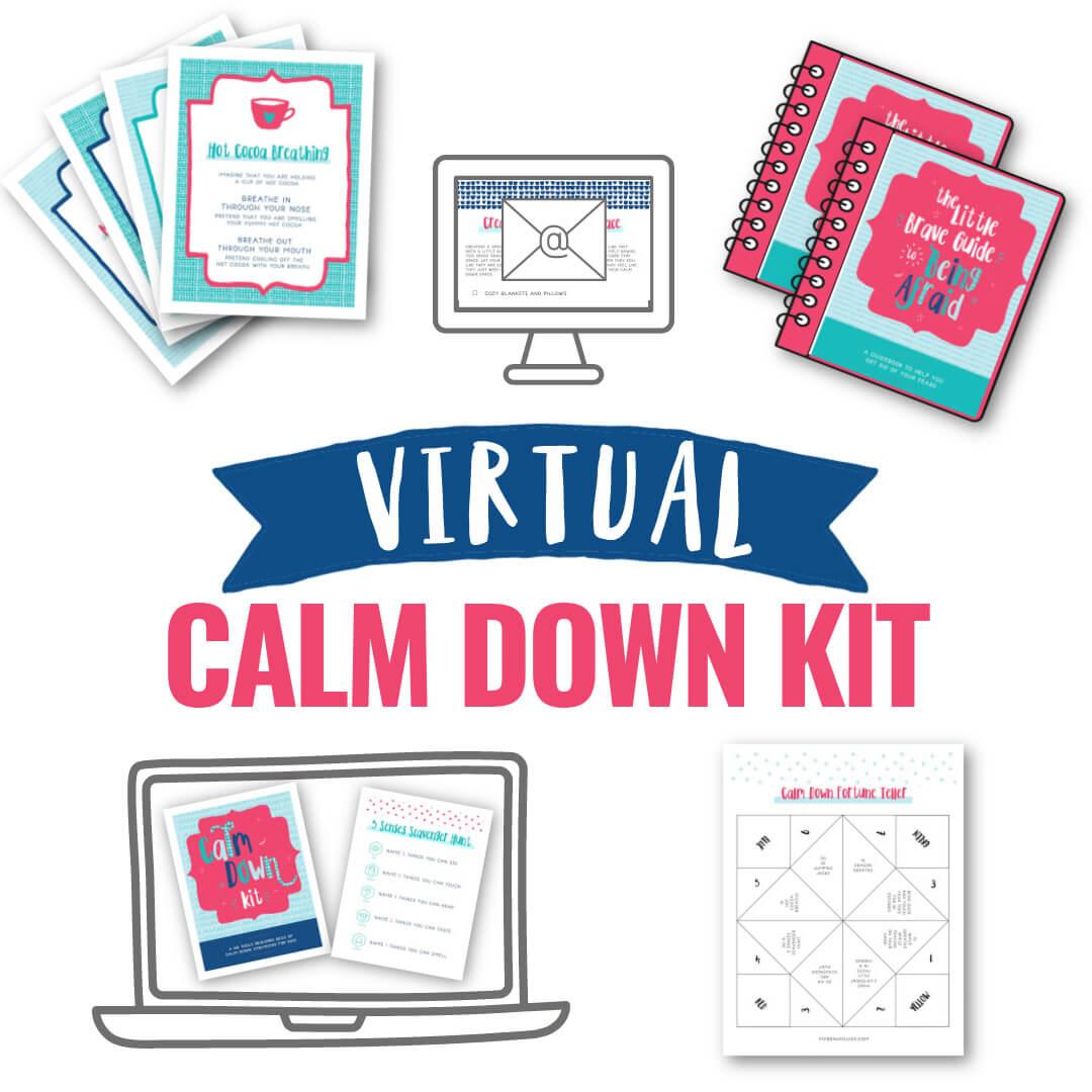 Digital Calm Down Kit