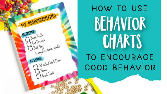 How to Use Behavior Charts