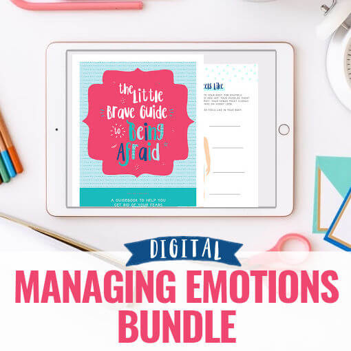 Managing Emotions Bundle