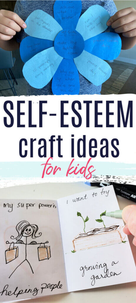 Self Esteem Building Crafts