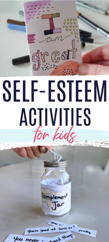 Creative Ideas to Boost Self Esteem