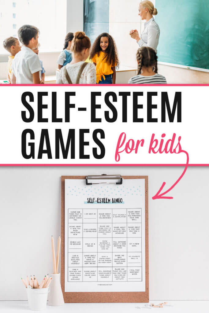 Self Esteem Games