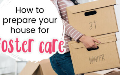 Get Your Home Prepared for Foster Care