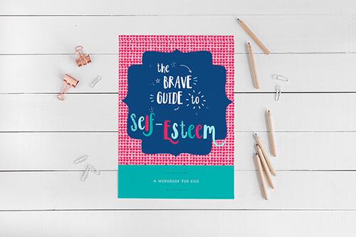 Self Esteem Workbook for Kids